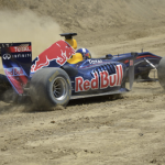 Red Bull Racing OffRoad on Texas F1 Track